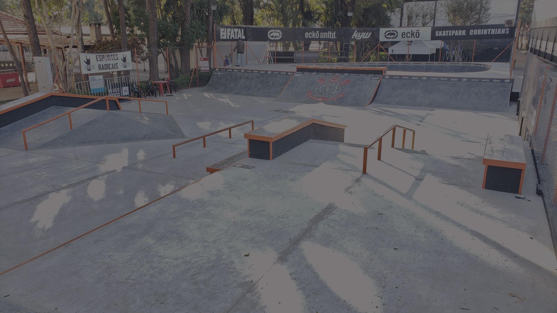 Corinthians Skatepark