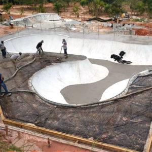 Skatepark DAE Jundiaí