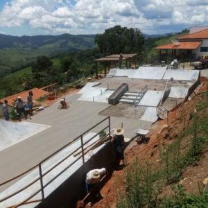 Skatepark influencer João Guilherme