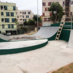 Mini-ramp Diadema
