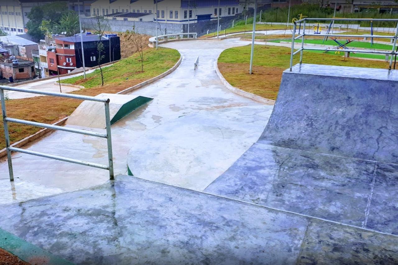 Mini-Ramp Parque Regional Oeste – Diadema